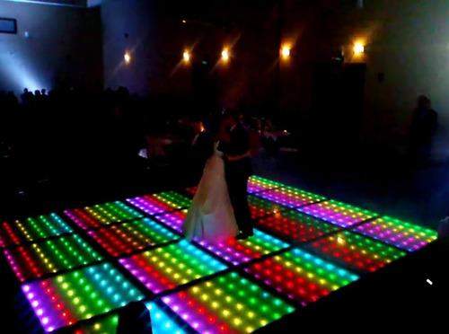 alquiler pista de baile iluminada, la mejor en bogotá
