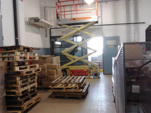 alquiler plataforma elevadora tijera electrica