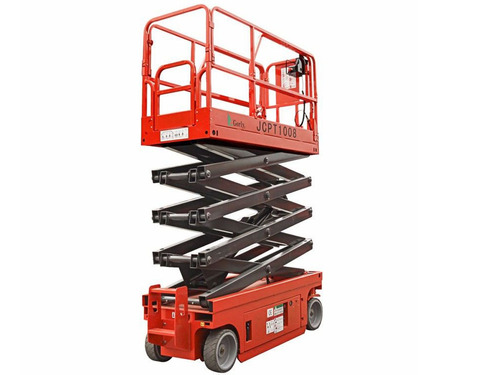 alquiler plataformas elevadoras tipo tijera de 6 a 14 mts