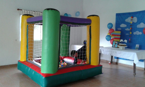 alquiler plaza blanda metegol tejo inflable cama elastica