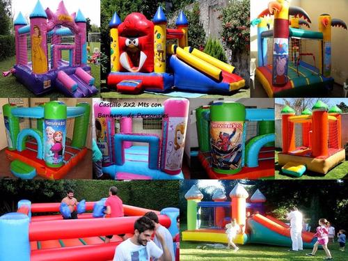 alquiler plaza blanda,pijamadas,metegol,inflables,miniliving