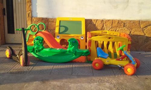 alquiler plaza zona blanda juegos bebes globologia inflables