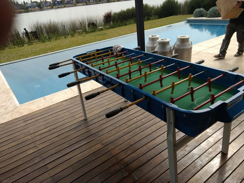 alquiler pool metegol cama elástica ping pong tejo yenga etc