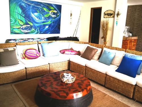alquiler por fin de semana casa duplex playa blanca/ frente