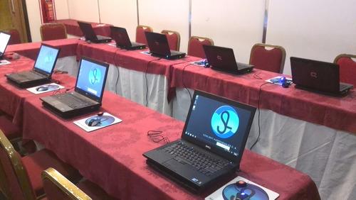 alquiler portátiles - laptop