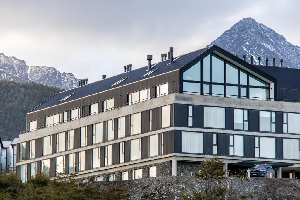 alquiler premium temporario - ushuaia terrazas del beagle