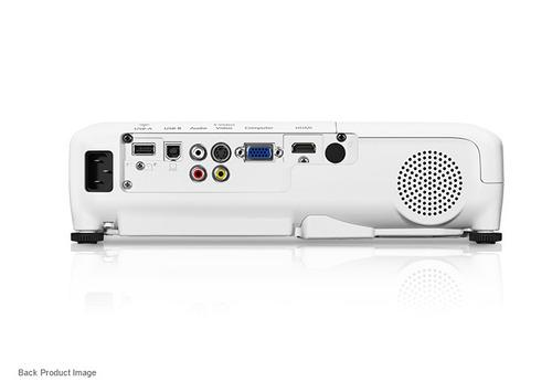 alquiler projector 3200 lumens apuntador pantalla laptop