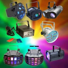 alquiler proyector, luces boliche, sonido, grupo electrogeno