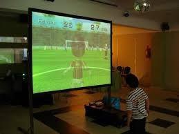 alquiler proyector, pantalla gigante, sonido, karaoke, mic