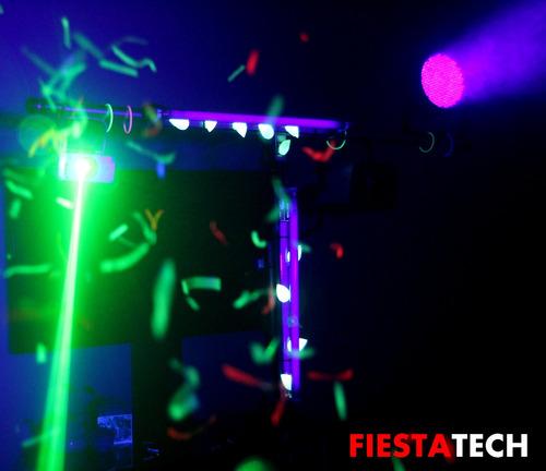 alquiler proyector pantalla karaoke sonido luces envios dj