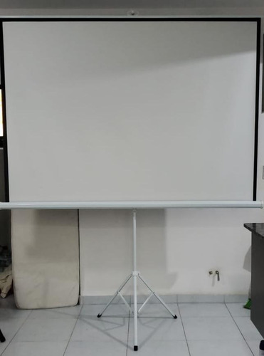 alquiler proyector y pantalla - zona oeste