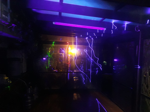 alquiler proyectores - parlantes - luces - discoteca