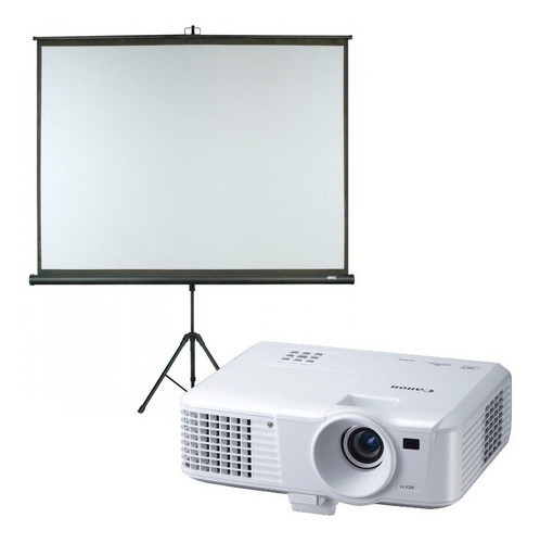 alquiler proyector/pantalla - audio - microfonos - karaoke