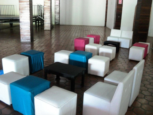 alquiler puff,lounge,tocadores,parales,toldo, mesas altas
