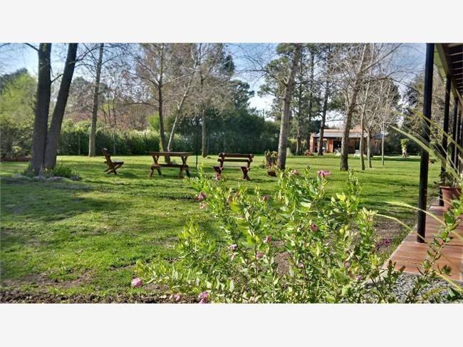 alquiler quinta en pilar con parque de 5000 mts2