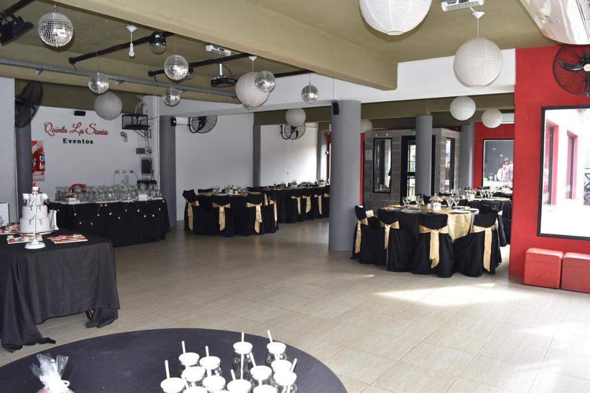 alquiler quinta eventos/salon de fiestas/hurlingham/z. oeste