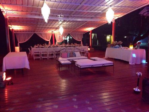alquiler quinta para eventos en pilar casamientos empresas
