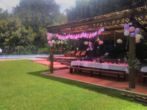 alquiler quinta para eventos melody - en pilar - ver video