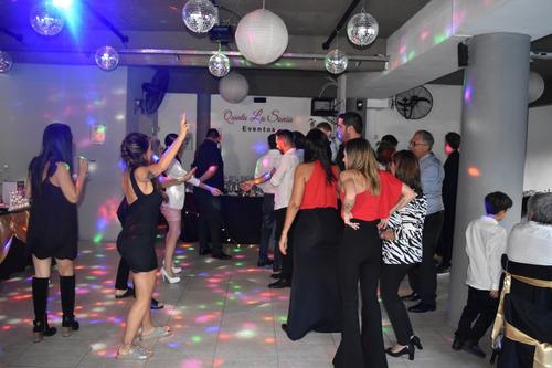 alquiler quinta para eventos/salon de fiestas/hurlingham