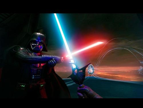 alquiler realidad virtual oculus star wars vr $400/$1500 dia