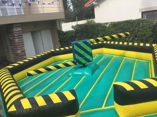 alquiler reloj loco toro mecanico tabla de surf inflables