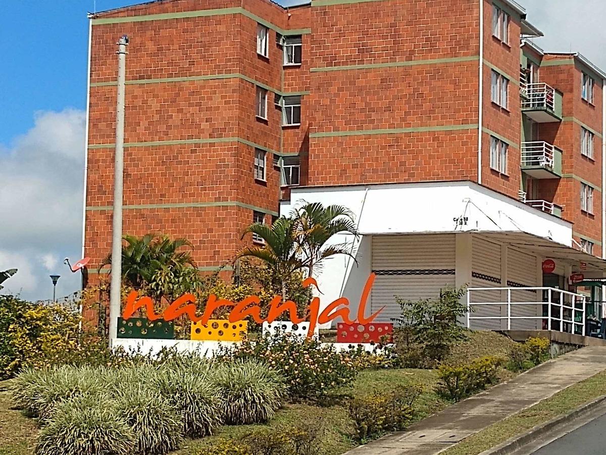 alquiler - renta apartamento remodelado naranjal