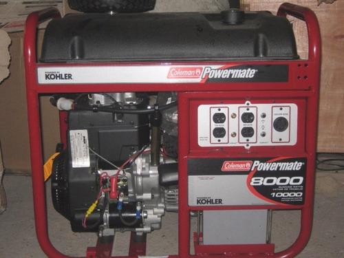 alquiler , reparacion,  repuestos, venta todo tipo generador