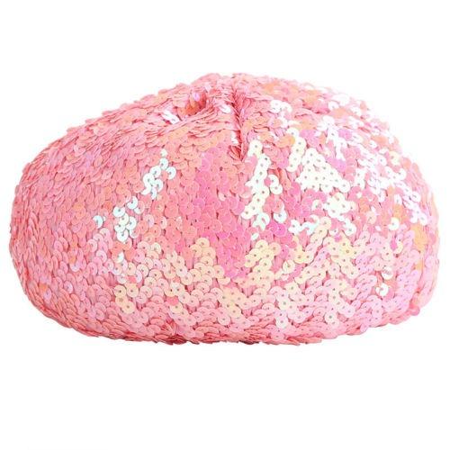 Alquiler Retro Mujeres Sombreros Boina Ropa... (pink) -   36.990 en ... ca4063ab610