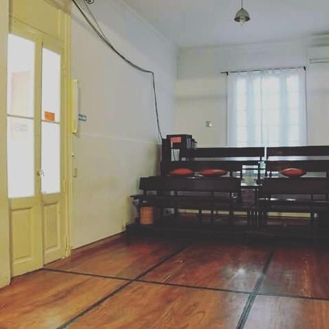 alquiler sala de ensayo teatro,yoga,danza,muestras/obras.