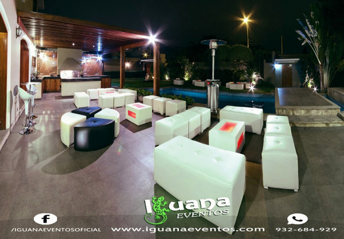 alquiler salas lounge, barras , combi bar, salas bar altas