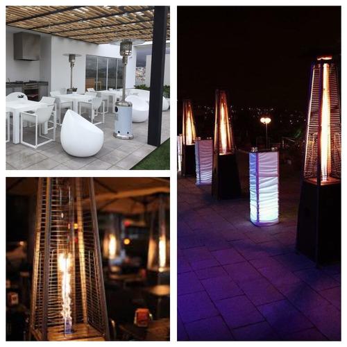 alquiler salas lounge carpas calefactores ambiente coctelera