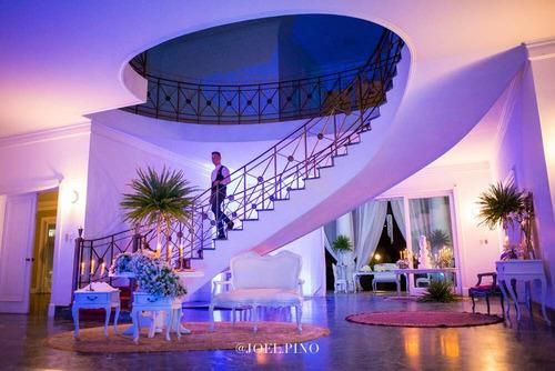 alquiler salon de fiestas en caracas paraiso 100 invt