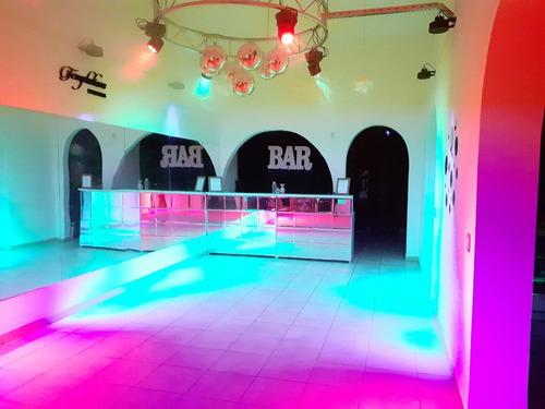 alquiler salón de fiestas en san fernando, zona norte evento