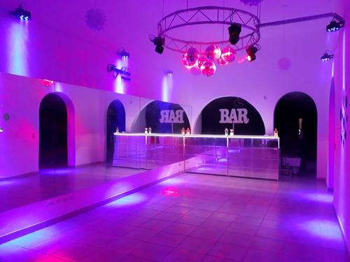 alquiler salón de fiestas zona norte, temptations eventos