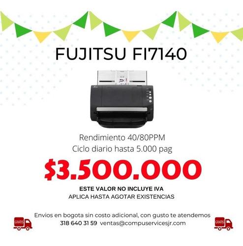 alquiler scanner fujitsu kodak canon contex colortrac renta