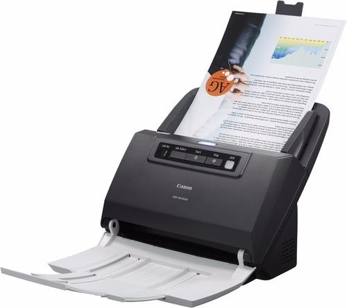 alquiler scanner  para digitalizacion canon dr-m160ii