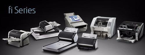 alquiler scanner renta escaner kodak fujitsu canon