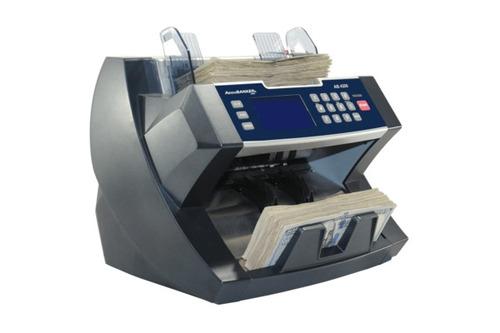 alquiler semanal contadora billetes c/ detección $  dólares