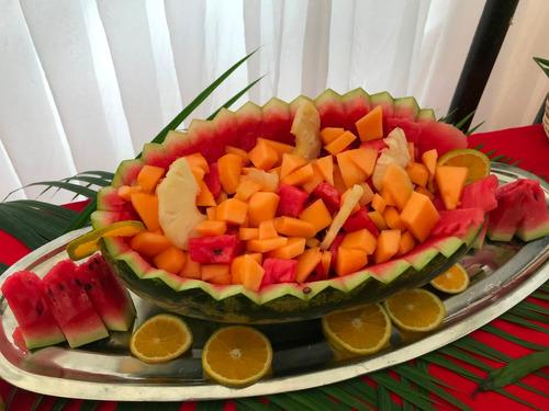 alquiler (servicio catering, festejo)