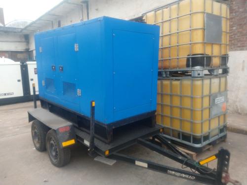 alquiler  servicio de generadores grupos electrogenos
