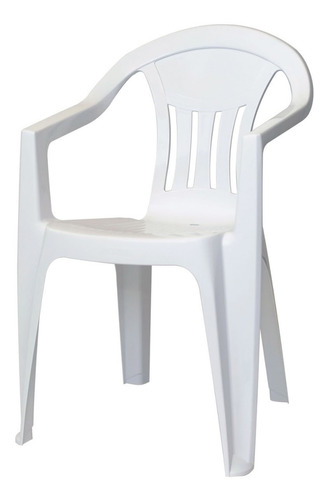 alquiler silla plástica exterior tramontina fiestas eventos