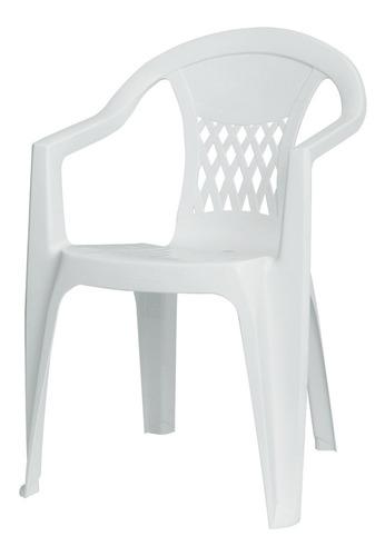 alquiler silla plástica tramontina eventos fiestas exterior