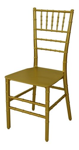 alquiler silla tiffany gold fiestas eventos convenciones