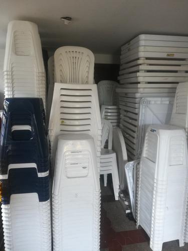 alquiler sillas