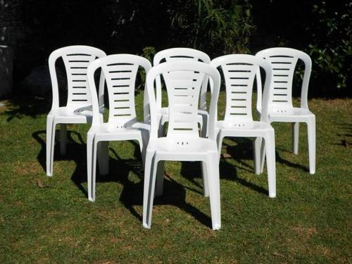 alquiler sillas eventos!!!