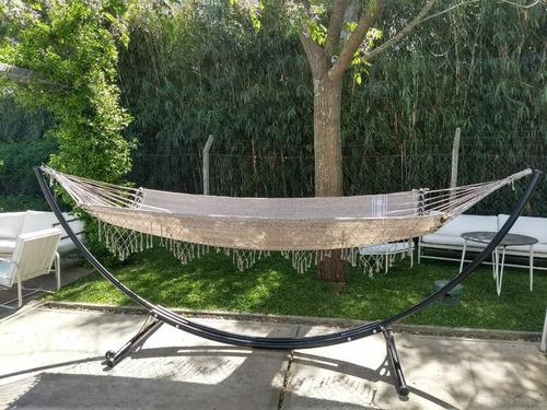 alquiler sillones y hamacas