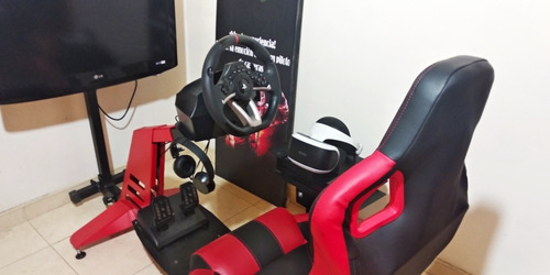 alquiler simuladores de conducción realidad virtual