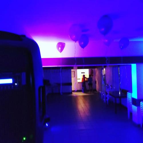alquiler sonido bafle luces  bluetooth capital/zona norte