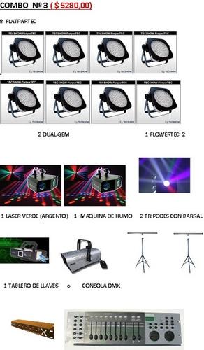 alquiler sonido micr. bafle consola proyector luces barracas