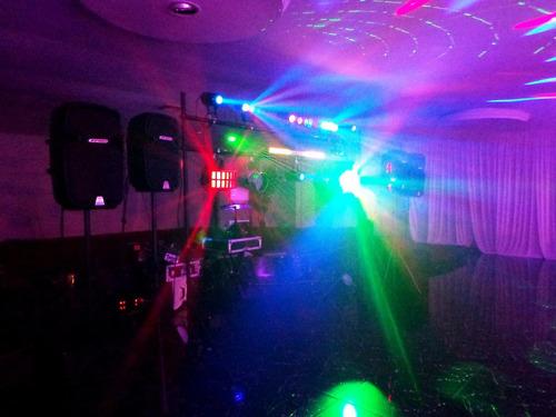 alquiler sonido profesional dj fiestas 15 años matrimonios